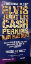 Million Dollar Quartet Celebrates Opening Night