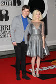 Jessie Wood, Fearne Cotton, The Brit Awards