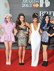 Perrie Edwards, Jesy Nelson, Leigh-Anne Pinnock, Jade Thirlwall, Little Mix, Brit Awards