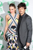 Orlando Bloom, Miranda Kerr, Avalon