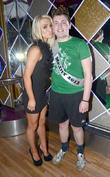 Lisa Hogan (miss Bikini Ireland) and Mark Ronan (mr Dit)