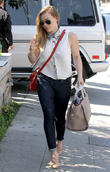 Hilary Duff With Son