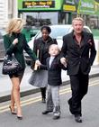 Michael Flatley and Niamh O'brien
