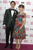 Andy Samberg and Joanna Newsom