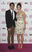 Karan Soni, Aubrey Plaza, Independent Spirit Awards