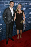 Darius Campbell and Natasha Henstridge