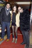 Eli Roth, Lorenza Izzo and Nicolas Lopez