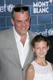 Danny Huston and daughter
