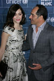Emmy Rossum and Navid Negahban