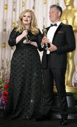 Adele And Paul Epworth - Oscars...