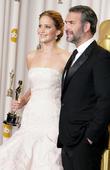 Jennifer Lawrence, Jean Dujardin, Oscars