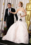 Oscars 2013: Jennifer Lawrence, Anne Hathaway And Jessica Chastain Among Best Dressed (Pictures)