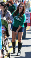 Ariel Winter and City Farmers Market