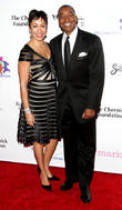 Uniting Nations, Isiah Thomas and Wife Lynn