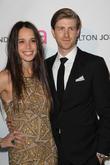 Chelsea Tyler and Jon Foster