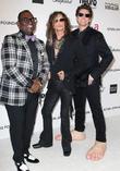Jim Carrey, Steven Tyler and Randy Jackson