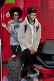 Mindless Behavior, Demi Lobo and Wgci Coca Cola Lounge