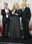 Paul Epworth, Adele Adkins, Richard Gere, Oscars