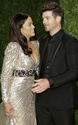 "Paula Patton ""Loves"" Her Husband Robin Thicke's Album: 'Blurred Lines'"