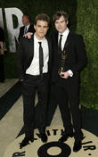 Paul Wesley and Shawn Christensen