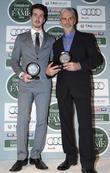 Josh Hill and Damon Hill
