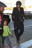 Jennifer Hudson, David Daniel Otunga Jr