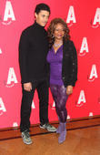 Tonya Pinkins and Maxx Brawer