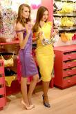 Behati Prinsloo and Miranda Kerr