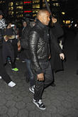 Jamie Foxx, New York