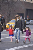 Sarah Jessica Parker, Tabitha and Marion Broderick