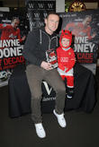 Wayne Rooney and Young Fan Aiden