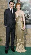 Nicholas Hoult and Eleanor Tomlinson