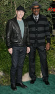Patrick Stewart And Michael Dorn -...
