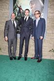 Stanley Tucci, Nicholas Hoult and Bill Nighy