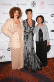 Jillian Hervey, Vanessa Williams and Helen Williams