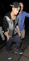Justin Bieber At Nightclubs