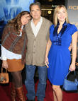 Beau Bridges, wife, daughter, TCL Chinese Theater