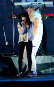 Cody Simpson and Carly Rae Jepsen