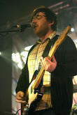 Frightened Rabbit and Grant Hutchison