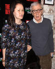 Soon-Yi Previn and Woody Allen
