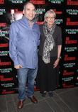 Daniel Oreskes and Vanessa Redgrave