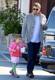Ben Affleck And Daughter