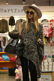 Rachel Zoe and her son Skyler Berman go shopping