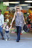 Rachel Zoe and her son Skyler Berman go...