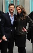 Ryan Seacrest and Jill Nicolini