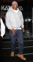 LL Cool J leaves Katsuya restaurant