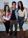Raquel Castro, Carla Facciolo and Franky