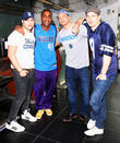 Simon Webbe, Antony Costa, Lee Ryan and Duncan James Of Blue