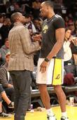 Leon, Dwight Howard, Staples Center