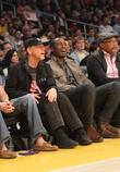 Leon, Ron Howard, Staples Center